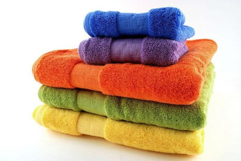 Как сделать душистым полотенца