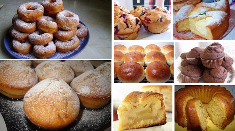 Творожные печенья на кефире рецепт