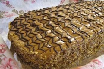 Торт-Семистаканник