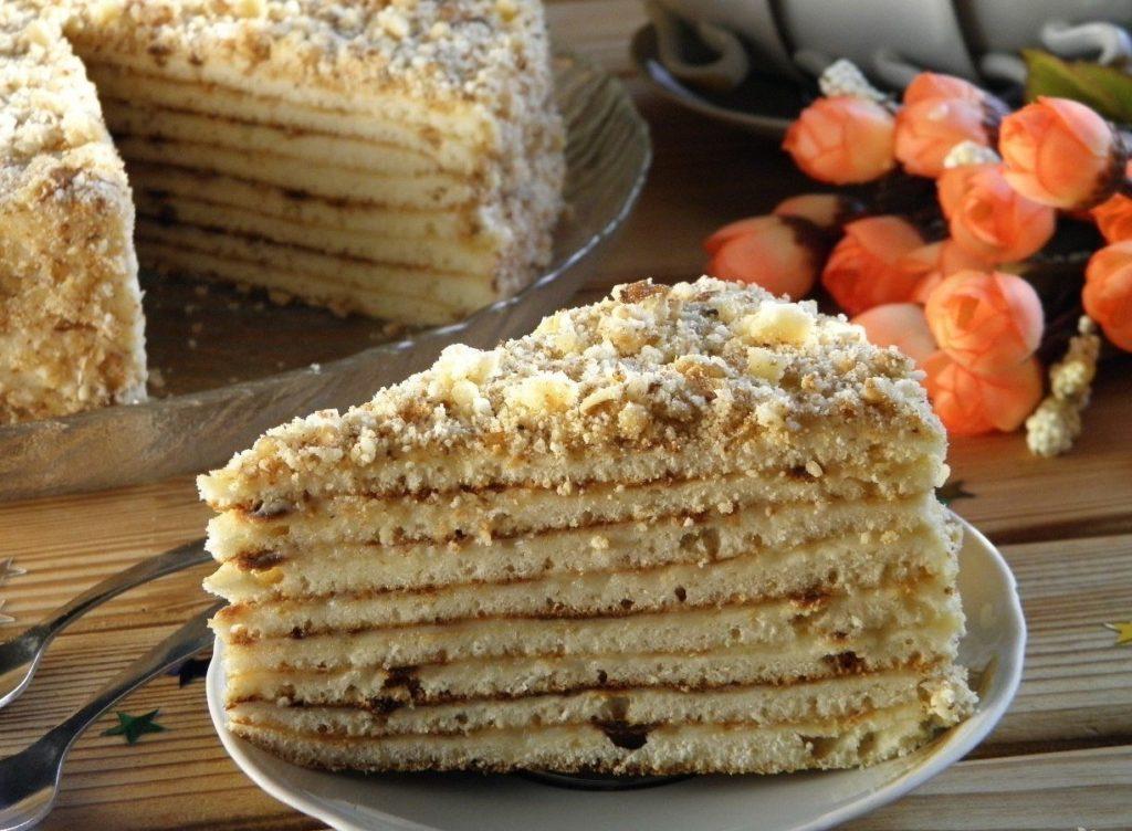 Самый быстрый рецепт крема для торта в домашних условиях