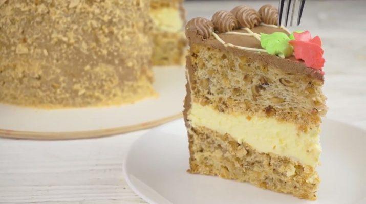 Настоящий киевский торт: как в советских магазинах