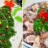 Подборка вкусных салатов к праздничному столу!