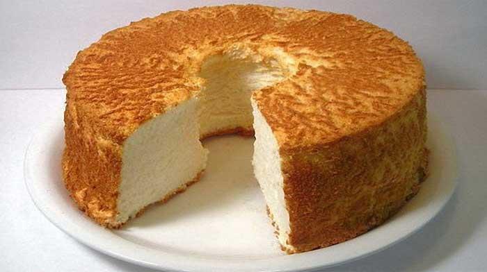 Рецепт воздушного бисквита для торта