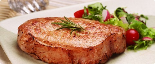 отбивная в духовке рецепт с фото из свинины