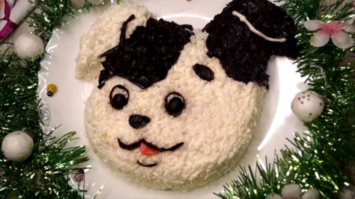 Салат, притягивающий удачу в год Собаки: вкус просто потрясает