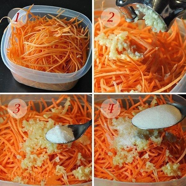 Рецепт приготовления корейской моркови в домашних условиях тюнинг гранты с автоматом