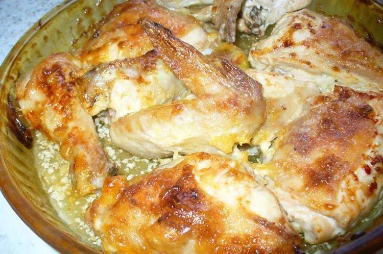 Приготовление блюд из курицы в духовке