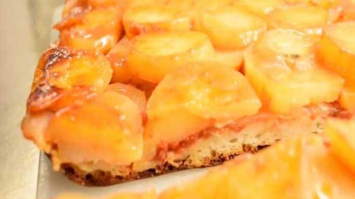 Пирог-перевертыш