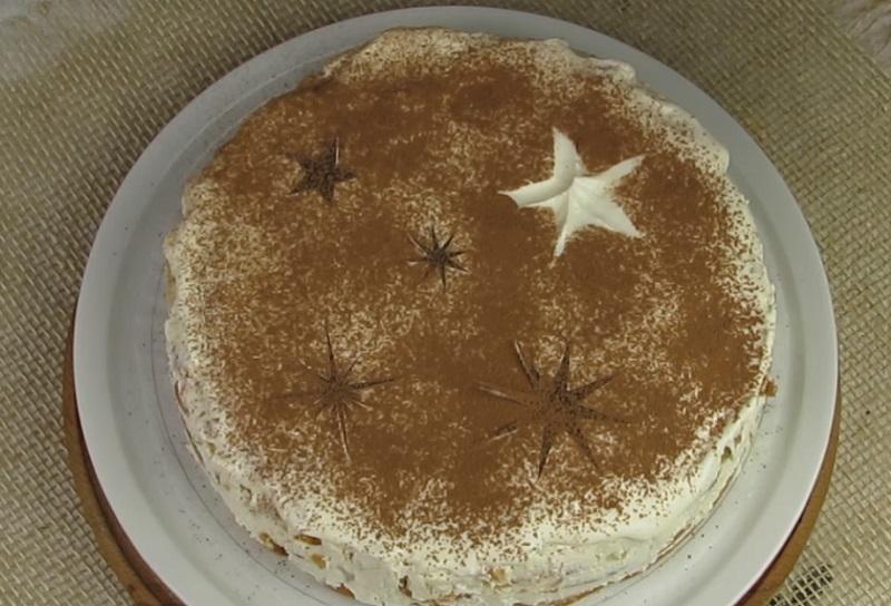 Торт без выпечки за 20 минут: простой и невероятно вкусный