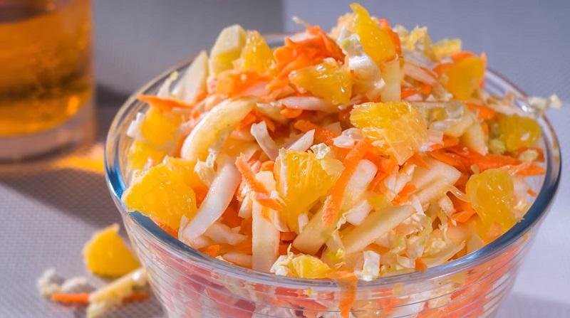 Пять легких салатов без майонеза: на праздничный стол и на каждый день