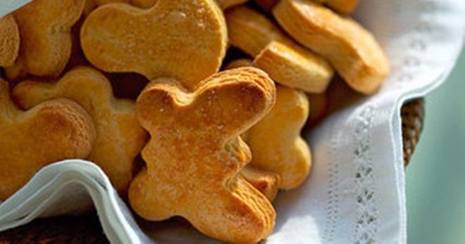Печенье на скорую руку в духовке - самые простые и быстрые домашние рецепты