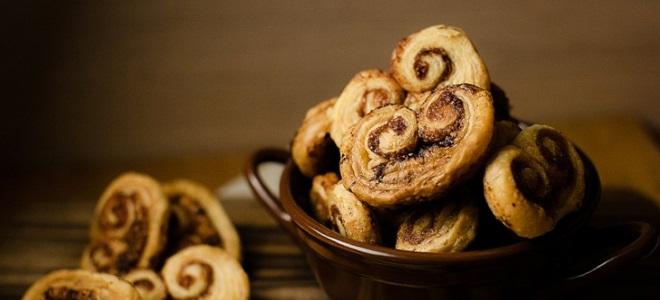 Печенье с корицей на скорую руку