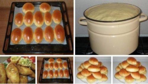 Домашнее-тесто-для-пирожков