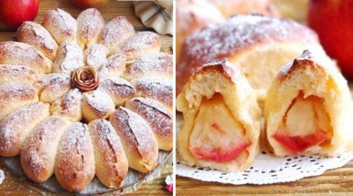 Отрывной-яблочный-пирог
