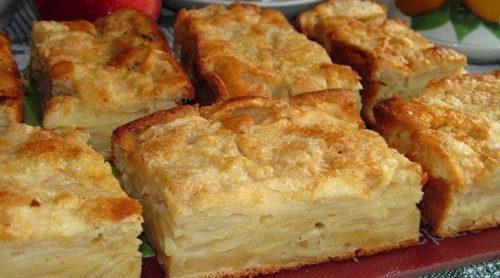 Яблочный-пирог-суфле