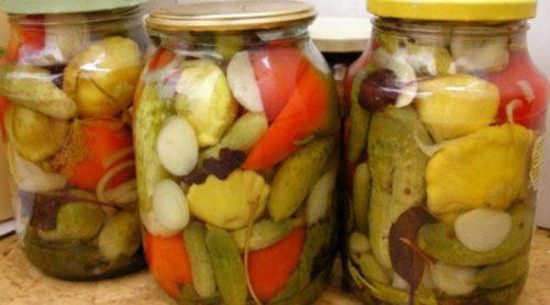 маринованные-овощи