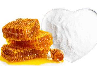 miel-bicarbonato