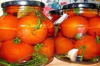 Маринованные-помидоры