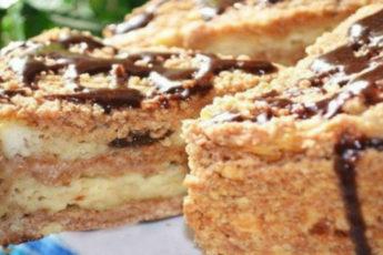 Пирог-с-творогом-и-черносливом