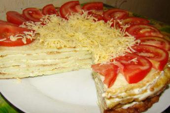 торт-из-кабачков
