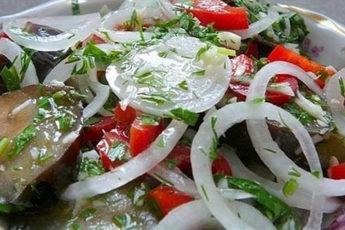 Быстрый-рецепт-маринованных-баклажанов