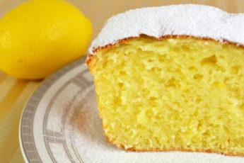 Лимонный-кекс