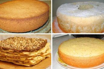 Лучшие-коржи-для-тортов