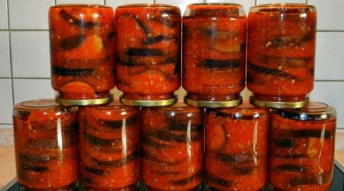 Баклажаны-в-томатном-соке