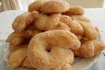 Итальянское-печенье