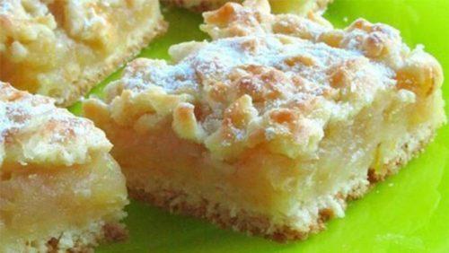 Пирог-с-нежной-лимонно-яблочной-серединкой