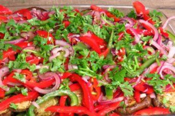 salat-iz-baklazhanov-po-korejski