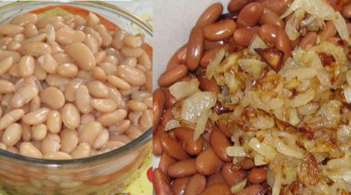 салат-с-фасолью-и-грибами