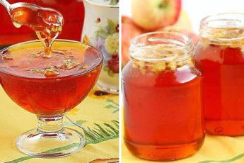Болгарское-яблочное-желе-варенье