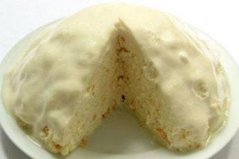 Молочный-тортик-без-выпечки
