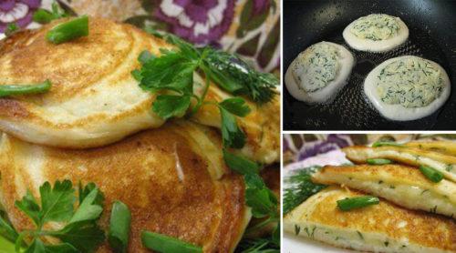 Оладьи-со-вкусом-Хачапури