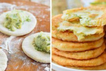 Пирожки-с-картошкой-на-кефире