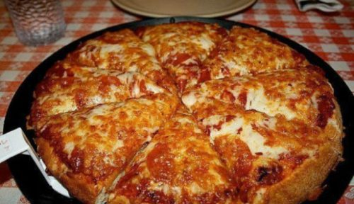 Пицца-на-сковороде