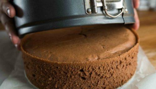 Шоколадный-бисквит-1