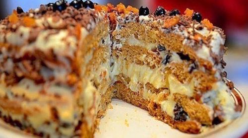 Торт-Трухлявый-пень
