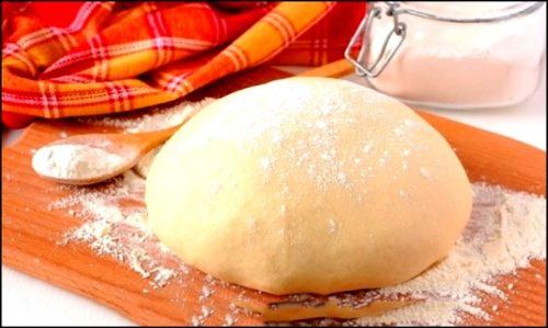 Тесто слоеное дрожжевое рецепты.