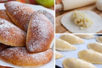 пирожки-с-яблоками