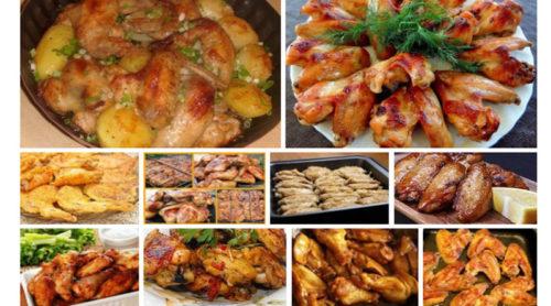 Готовим-куриные-крылышки-10-лучших-рецептов