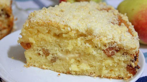 Обалденный-яблочный-пирог