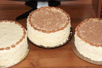 Торт-Наполеон-на-сковороде