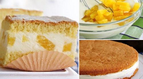 Торт-с-нежнейшим-творожным-кремом