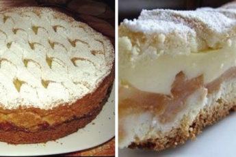 Великолепный-яблочный-пирог-с-нежным-кремом
