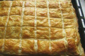 слоеный-пирог