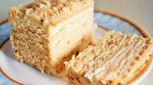 вкусный-торт-без-выпечки