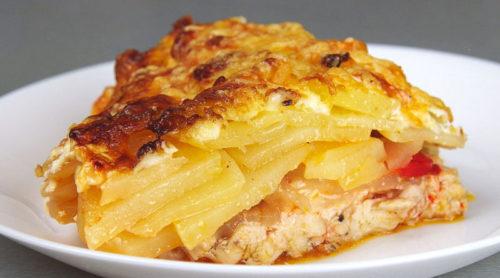 Картошечка-по-королевски