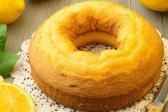 Лимонный-пирог